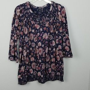 Lucky Brand top size 2x